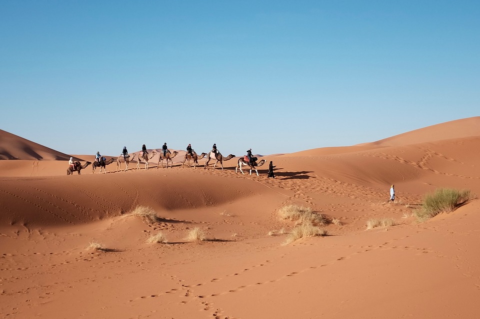 Co warto spakować na wyprawę na pustynię