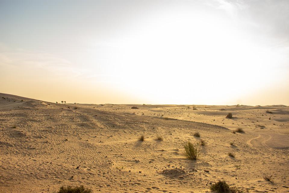 Sahara Zachodnia - pogoda i kiedy jechać